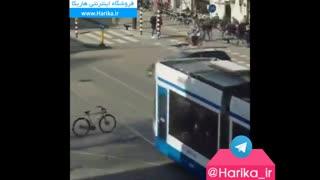دوچرخه ای که با  اپلیکیشن موبایل کنترل می شود !