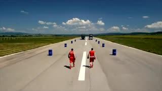 دو برادر بوکسور بلغاری در تبلیغ کامیون ولوو
