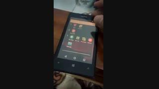 لومیا 520 و لومیا 525 اندروید Android 7.1 Nougat را اجرا می کنند.