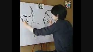 هنرمندی یک ژاپنی -از خبر دارین که