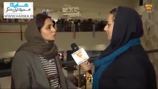 مصاحبه با پگاه آهنگرانی درباره فیلم مردان ارباب جمشید