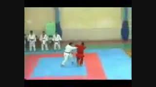 دفاع شخصی استاد علی محمدی (5)