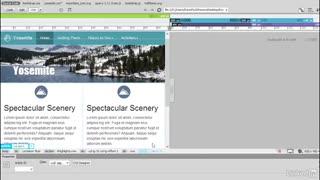 آموزش طراحی سایت ریسپانسیو با دریم ویور و بوت استرپ