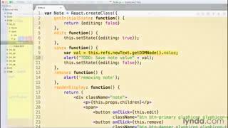 آموزش ریاکت React.js کتابخانه متنباز جاوااسکریپت