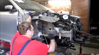 تعمیر خودرو bmw بسیار جالب و راحت