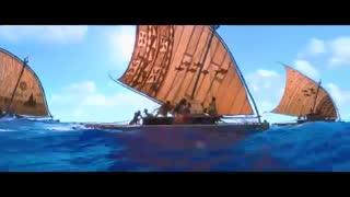 موزیک ویدیو انیمیشن جدید دیزنی  موانا