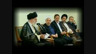 بی بی سی ایران را در جایگاه متهم قرار داد