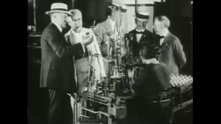 یک روز با توماس ادیسون (1922)
