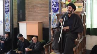 فیلم سخنرانی حجت الاسلام سید حسین حسینی در میقان محرم 95(قسمت اول)