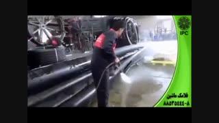 نظافت با آب-واترجت صنعتی-واترجت-نظافت صنعتی