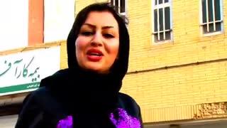 تبلیغی از شهرداری کرمان برای اشغال