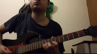 موسیقی متن دزدان دریایی کارائیب سبک متال با گیتار الکتریک