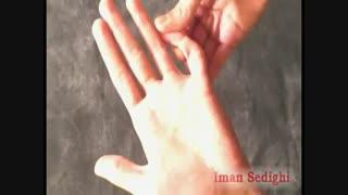کلیپ شعبده بازی شکستن انگشت دست
