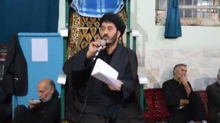 فیلم سخنرانی حجت الاسلام و المسلمین سید حسین حسینی شب تاسوعای95