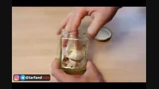 چگونه پوست سیر خشک را به راحتی جدا کنیم؟