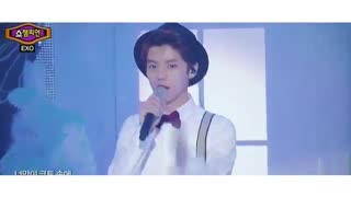 Exo_Mary chrismas_stage mix