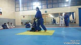 دفاع شخصی استاد علی محمدی (9)