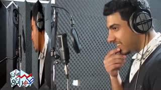 اجرای آهنگ تقدیر (سامان طهرانی)
