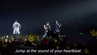 بازم کنسرت ازbigbang  fantastic babyتوی سئول BIG BANG