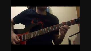 careless whisper by george michael آنشرلی با موهای قرمز گیتار