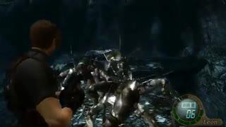 میکسی از Resident evil 4 Ps4 Mod