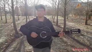 موزیک ویدیو خودم به اسم بی تفاوت