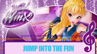 Winx Club - World of Winx - Jump Into The Fun [FULL SONG]