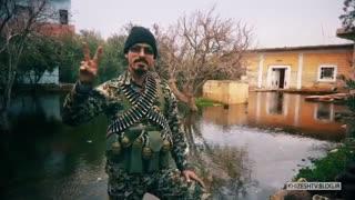 مستند «مجنون» - شهید مدافع حرم مرتضی عطایی HD