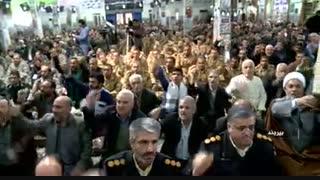 حضور پرشور مردم شهرستان بیرجند در حماسه 9 دی 1395+ فیلم
