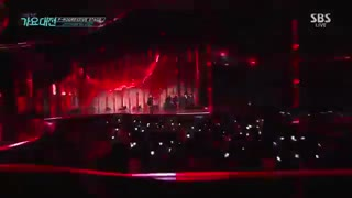 EXO & NCT, Spectacular Collaboration Stages! @2016
