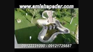 کد آگهی: 637 باغ ویلا 3800 متری در دهکده فردیس