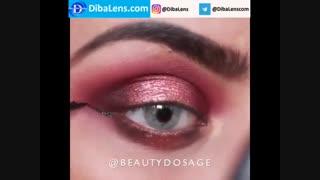 لنز ایلوژن گرین دایموند| DibaLens.com- Green Diamond