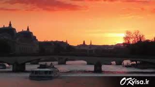 جاذبه های گردشگری پاریس، فرانسه