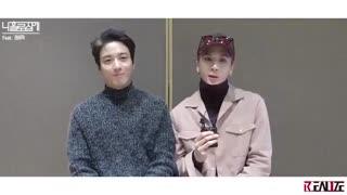 17.01.04 Naver StarCast - Ravi & Yonghwa CNBLUE Message