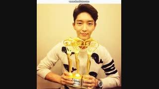 آپ اینستاگرام لی جونگی 7 (تشکر لی جونگی از طرفداراش)
