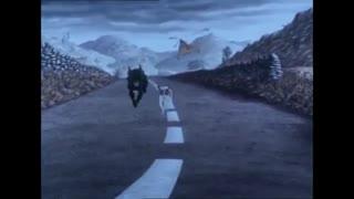 تلیر انیمیشن سگهای طاعون زده