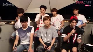 infinite live performance