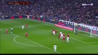 خلاصه بازی: رئال مادرید  3 - 0  سویا