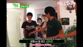 infinite's lee sungyeol's funny moments