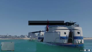 مد خرید کشتی در بازی GTA V