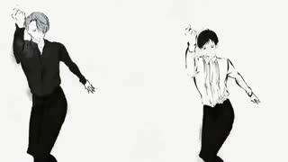 تیتراژ شروع انیمه فوق العاده Yuri On Ice