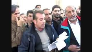 اعتراض به حذف 17 روستای مریوان از سود سهام فروارده های نفتی