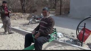 پارک شادی طزنج-جمعه-10دیماه1395