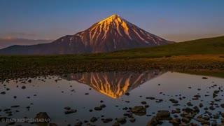 تایم لپس فوق العاده زیبا از طبیعت شمال ایران با کیفیت 720p