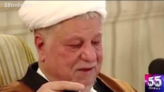 اشک های مرحوم هاشمی در آخرین مصاحبه منتشر شده از او