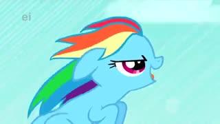 my little pony rainbow Dash you're Gonna Go Far Kid
