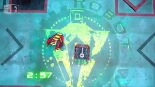 جنگ ربات ها | پارت 2