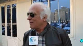 مصاحبه نصرالله عبداللهی در مورد لیست خروجی استقلال