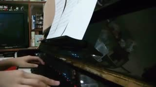 Pandora hearts - Lacie Music Box Piano