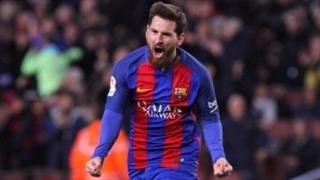 خلاصه بازی:  بارسلونا  3 - 1  اتلتیکوبیلبائو
